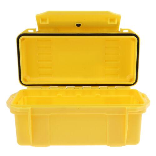 Outdoor Waterproof Storage Box Shockproof Anti Pressure Sealed Box Boating