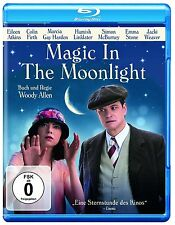 MAGIC IN THE MOONLIGHT (Eileen Atkins, Colin Firth) Blu-ray Disc NEU+OVP