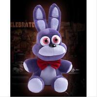 "New Hot FNAF Five 5 Nights at Freddy's BONNIE 13"" Plush Doll Toy gift 1Pcs"