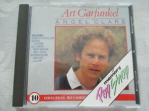 Art-Garfunkel-Angel-Clare-Memory-Pop-Shop-CD-no-ifpi
