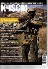 K-ISOM 2/2017 Special Operations Magazin Kommando Spezialkräfte NEU