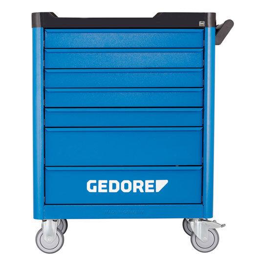 GEDORE Werkzeugwagen workster smartline WSL-L7  #2977311 NEU !LEER!
