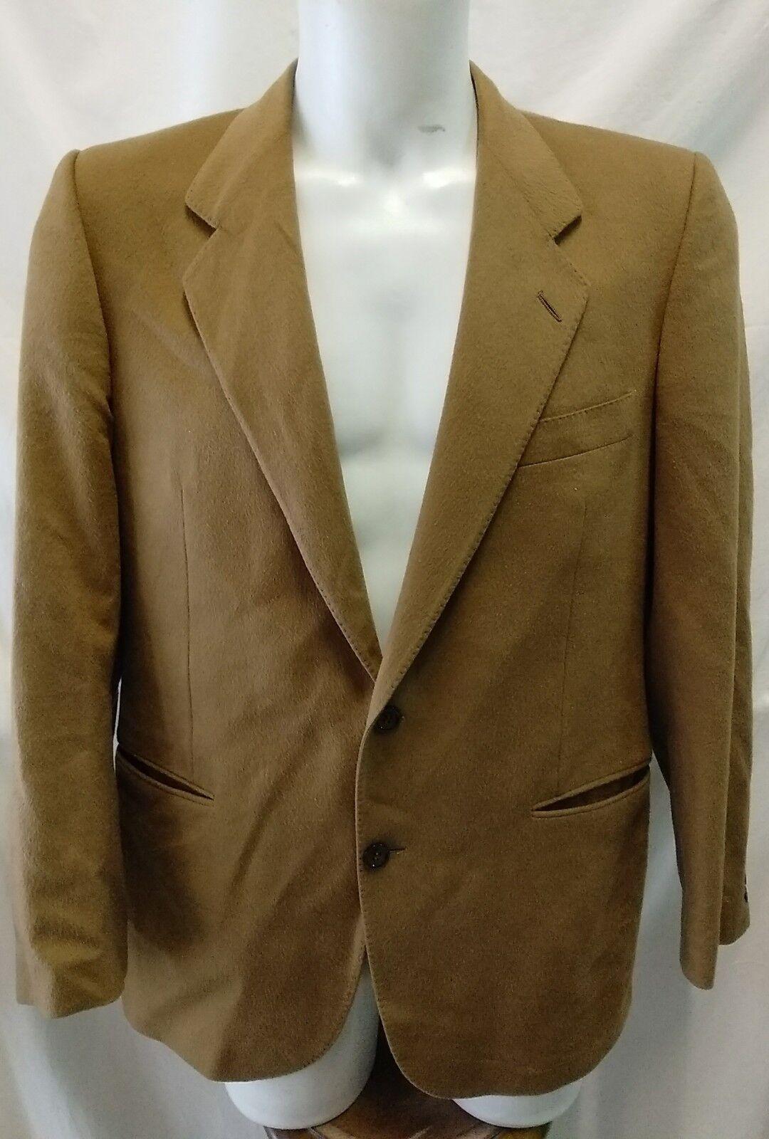 Giacca  pure cashmere harold's  tessuto piacenza taglia 50 drop 6