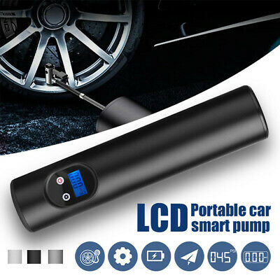 Portable Air Pump Wireless Air Electric Tire Inflator Car Bike Bicycle Auto Car~