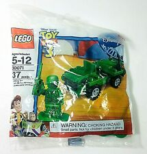 LEGO 30071 Toy Story Army Man Jeep polybag MISB Sealed Buy 6=Free Shipping!