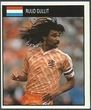ORBIS 1990 WORLD CUP COLLECTION-#136-HOLLAND-RUUD GULLIT