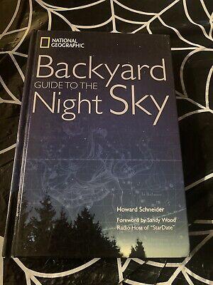 Backyard Guide to the Night Sky by Howard Schneider (2009 ...