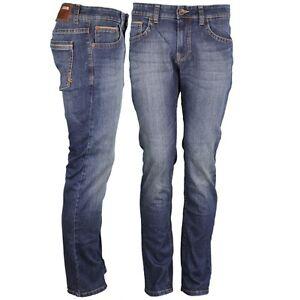25a9eaffeeae Details about Camel Active Men's Jeans Pants Houston Denim Blue 9524 488815  42
