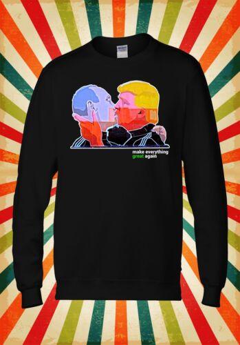 Make Everything Great Parody Funny Men Women Unisex Top Hoodie Sweatshirt 2133