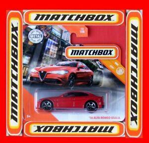MATCHBOX-2020-16-ALFA-ROMEO-GIULIA-12-100-NEU-amp-OVP
