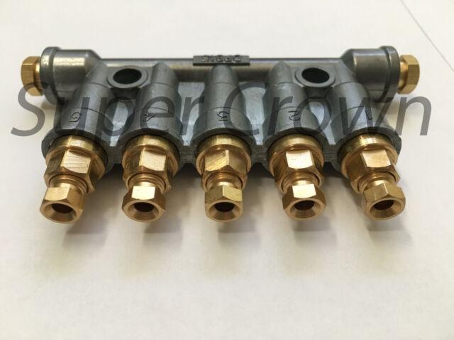 Super Crown Dester Plunger Piston Action Volumetric Oil CNC Showa 1 Port DPB-11