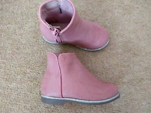 Mothercare Girl's Pink Boots Size 3 | eBay