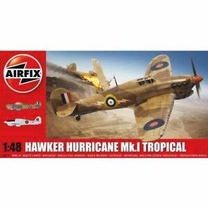 Airfix Airf05129 Hawker Hurricane Mk.I - Tropical 1/48