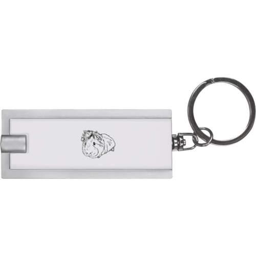 KT00009476 /'Pet Guinea Pig/' Keyring LED Torch