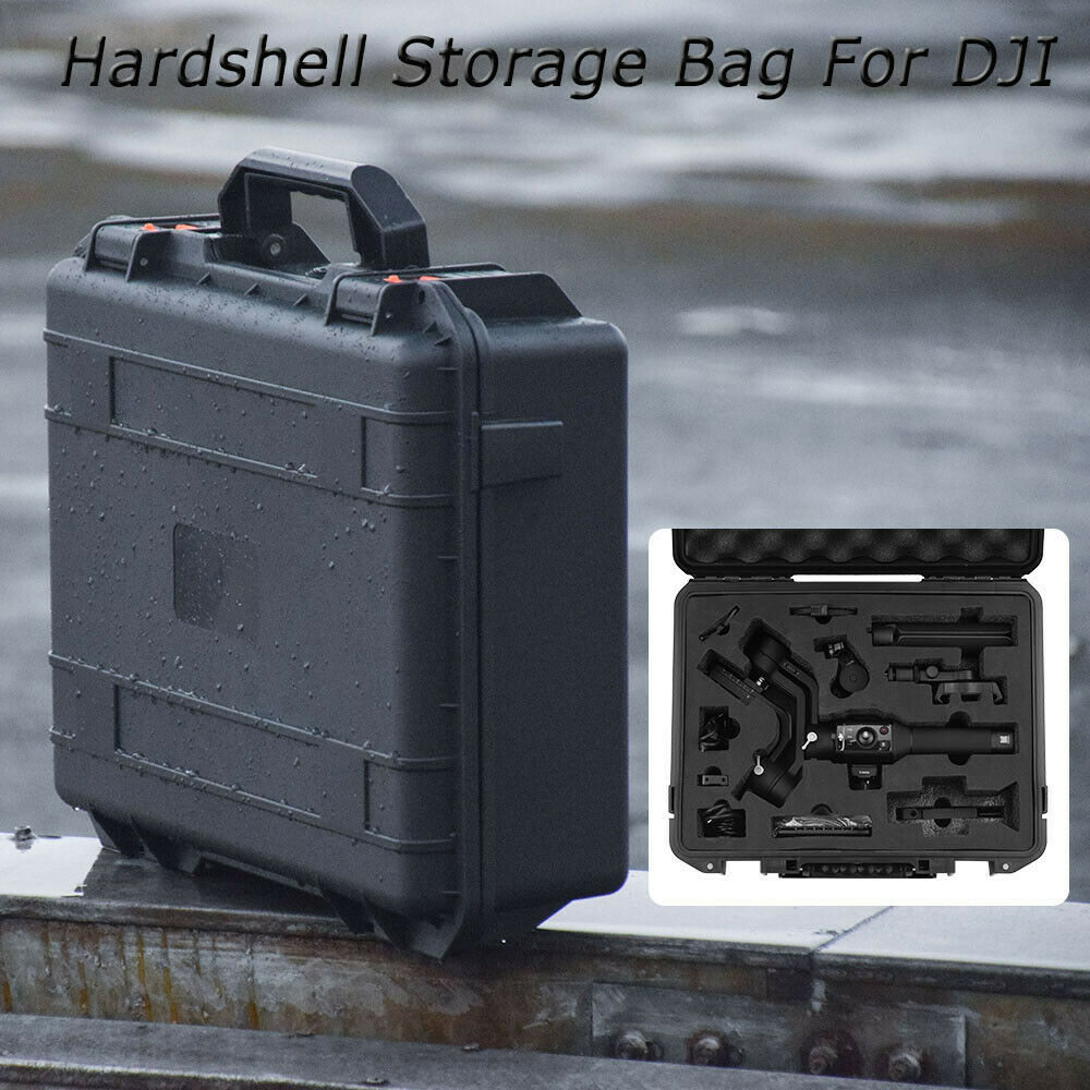 servizio premuroso Waterproof Waterproof Waterproof Prossoective Hard Shell Storage borsa Portable autory Case For DJI Ronin-S  vendita calda