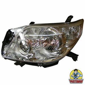 LH-Head-Lamp-Light-Halogen-Globe-Type-Fits-Prado-150-Series-8-09-10-13-Wagon