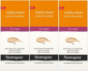 neutrogena cc cream