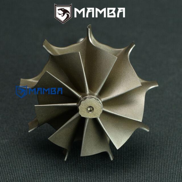 MAMBA CT26 9 Blade High Flow Turbine Wheel For TOYOTA 1HD-T 3SGTE 7MGTE 12HT 1HZ
