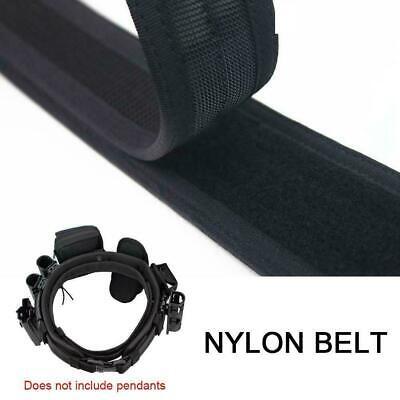 Fashion Nylon Inner Waist Belt Police Fire EMS Reversible Lined Loop C52A