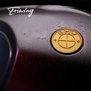 R60 R65 R75 R80 R100  51147721223 BMW Logo Fuel 3 x Tank Badges  70mm Emblem