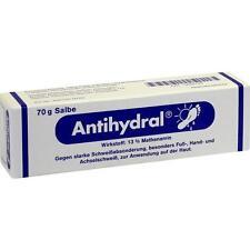 ANTIHYDRAL  Salbe   70 g         PZN 52729