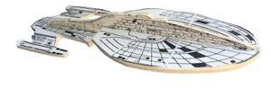 STAR-TREK-SHIP-PROP-VOYAGER-15-034-x-6-034-FROM-EPISODE-Screen-Used-Foam-Mock-Up