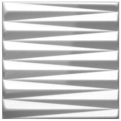 20 qm Platten 3D Polystyrol Wand Decke Paneele Wandplatten 50x50cm Tube