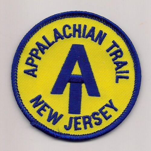 Appalachian Trail Souvenir Patch New Jersey
