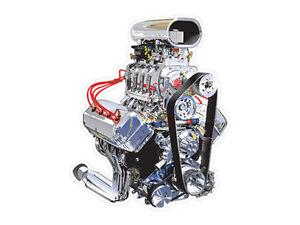 Motor-Blown-Hemi-Bumper-Sticker