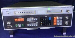Modulation Meter MARCONI 2305