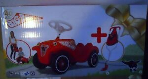 Big Bobby Car rot Sonderedition mit Schubstange - Krumbach, Österreich - Big Bobby Car rot Sonderedition mit Schubstange - Krumbach, Österreich