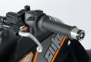 R/&G RACING  PAIR BAR END SLIDERS BAR END WEIGHTS KTM 990 Adventure All Years