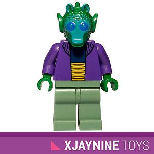 LEGO-STAR-CLONE-WARS-Republic-Senator-Onaconda-Farr-Minifig-Greedo-Alien-NEW