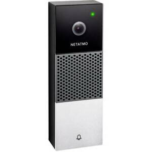 Netatmo NDB-DE IP-Video-Türsprechanlage WLAN Komplett-Set 1 Familienhaus