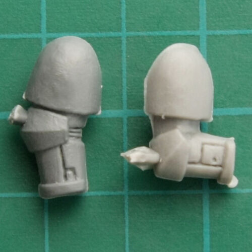 Space Marines commandant bras Warhammer 40k Bitz 4023