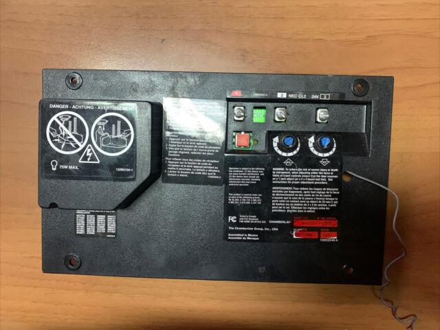 41a3625 Chamberlain Garage Door Logic Board Yellow Button K710 Hbw1d3605 For Sale Ebay