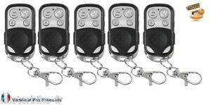 Alarme 2 Télécommandes universelle pr SIMBA Porte de Garage //Portail SICE