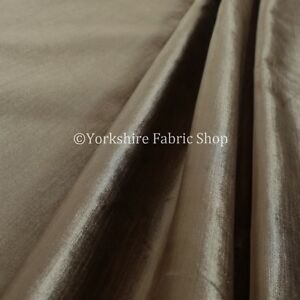 Soft-Smooth-Silk-Effect-Luxury-Velvet-Bronze-Brown-Gold-Colour-Upholstery-Fabric
