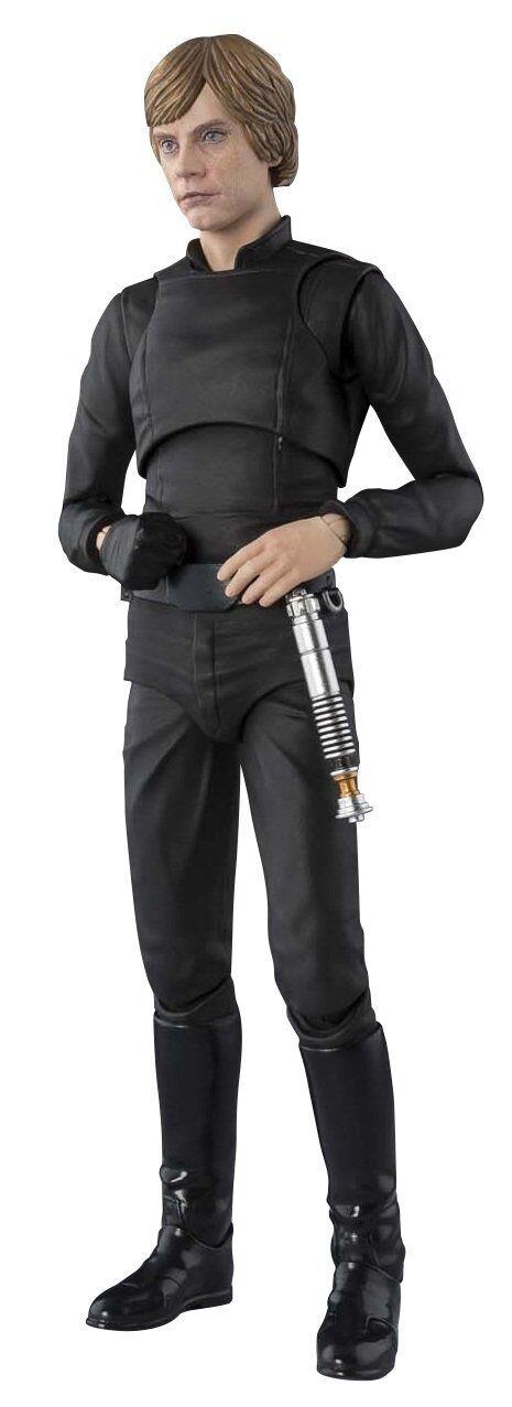 Bandai S.H. Figuarts Estrella Wars Luke Skywalker Episodio VI Figura De Acción De Japón