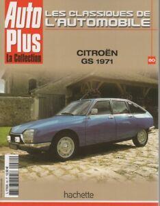 LES-CLASSIQUES-DE-L-039-AUTOMOBILE-80-CITROEN-GS-1971-BERTONE-CAMARGUE-GS-BIROTOR