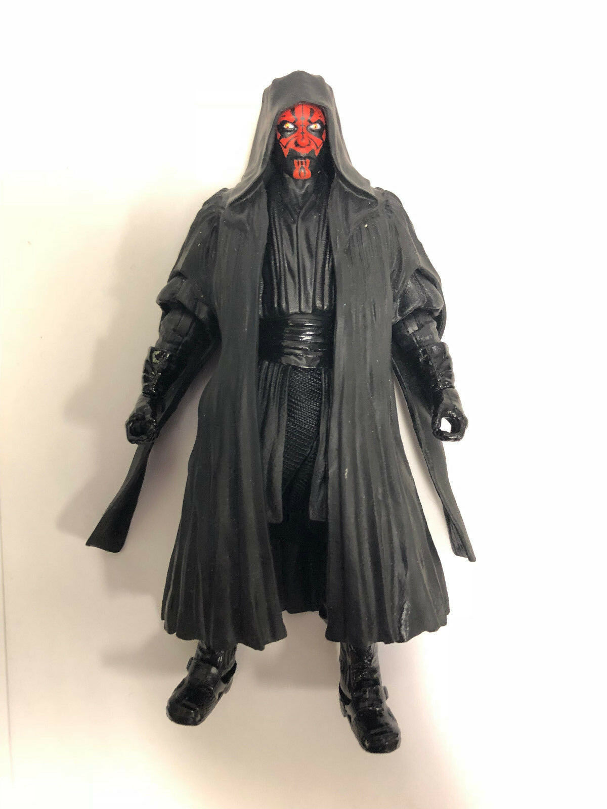 StarWars collection : Star Wars Série Noire 15.2cm Darth Maul Figurine Hasbro 2013