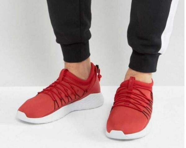 0b2d8a85bd6e Nike Air Jordan Formula 23 Toggle Gym Red Black Pure Platinum 908859-600   115 Ft
