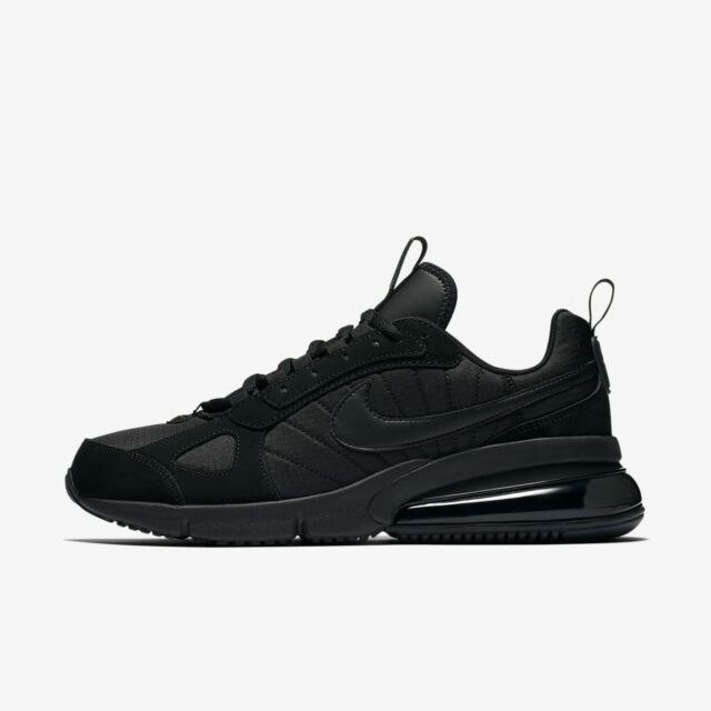 premium selection dcd07 ce345 Nike Air Max 270 Futura AO1569-005 Triple Black Anthracite Men's Lifestyle  Shoes
