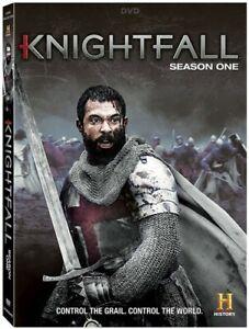 Knightfall: Season One [New DVD] 2 Pack, Ac-3/Dolby Digital, Dolby, Widescreen