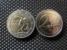 Pièce monnaie GRECE GREECE 2 € 2004 jeux olympiques athènes athens NEUF UNC