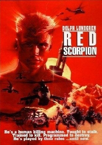 Red Scorpion (DVD, 2006)B15-AP18-LIKE NEW