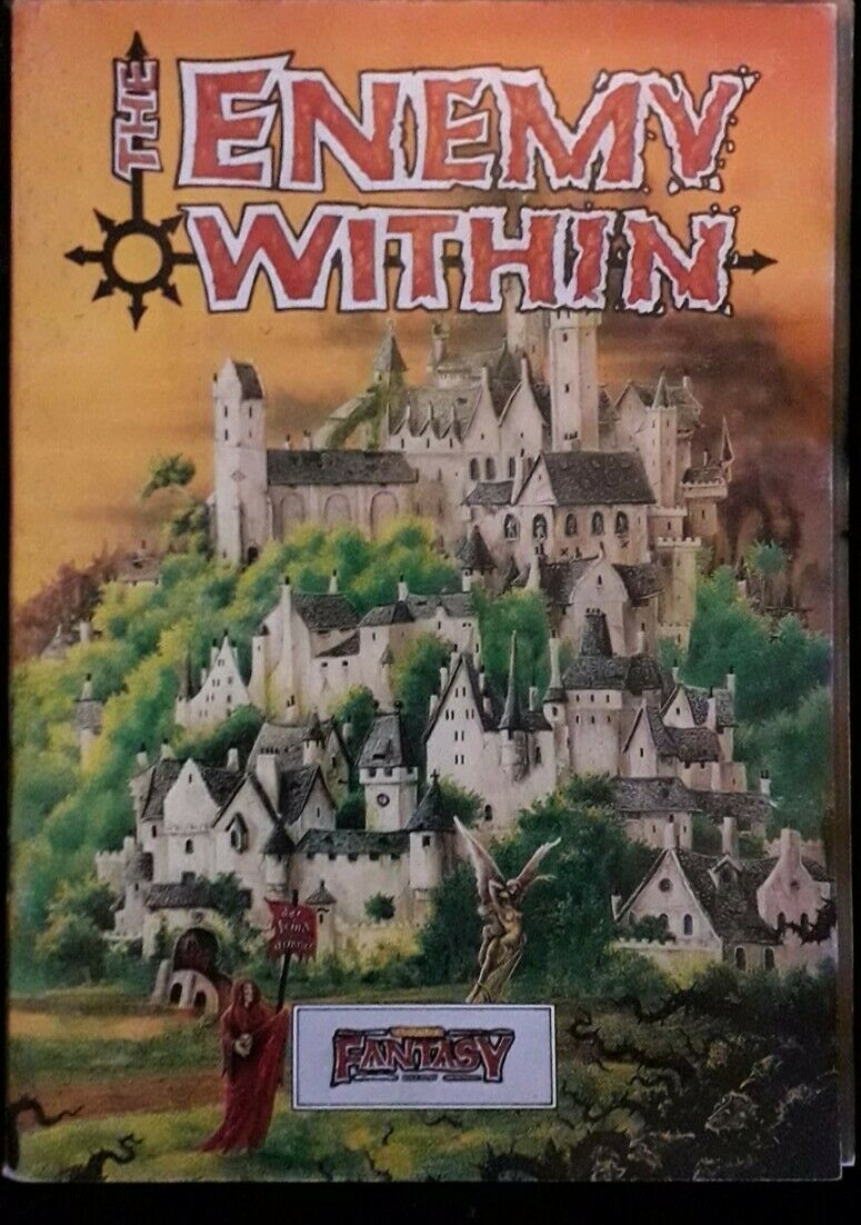 Warhammer Adventure The Enemy Within Campaign