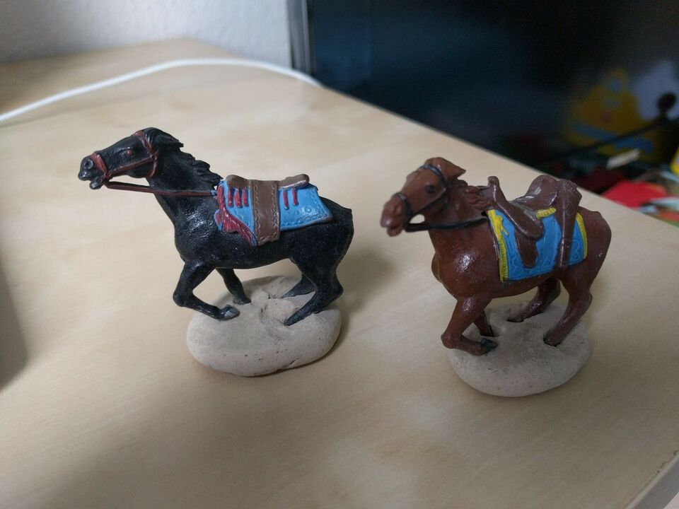 Hestefigurer, 1960