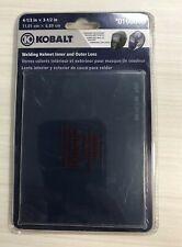 New Kobalt Welding Helmet Inner And Outer Lens 0165005 4 13 X 3 12 N06 15