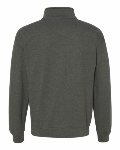 18800 S-3XL size SALE Gildan Heavy Blend Quarter-Zip Cadet Collar Sweatshirt
